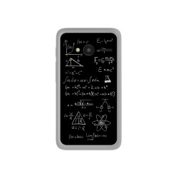 "Funda Gel Tpu para Orange Rise 31 / Alcatel Pixi 4 (4"") Diseño Formulas Dibujos"