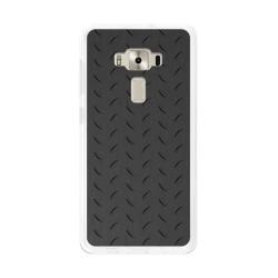 """Funda Gel Tpu para Asus Zenfone 3 5.2"""" Ze520Kl Diseño Metal Dibujos"""