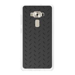 """Funda Gel Tpu para Asus Zenfone 3 Deluxe 5.7"""" Zs570Kl Diseño Metal Dibujos"""