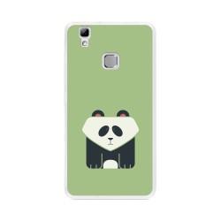 Funda Gel Tpu para Doogee X5 Max / X5 Max Pro Diseño Panda Dibujos