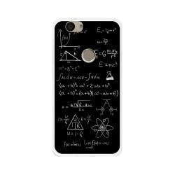 Funda Gel Tpu para Huawei Nova Diseño Formulas Dibujos