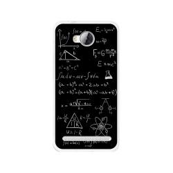 Funda Gel Tpu para Huawei Y3 II Diseño Formulas Dibujos