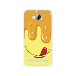 Funda Gel Tpu para Huawei Y3 II Diseño Helado Vainilla Dibujos