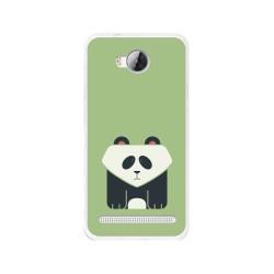 Funda Gel Tpu para Huawei Y3 II Diseño Panda Dibujos