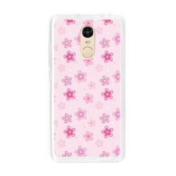 Funda Gel Tpu para Xiaomi Redmi Note 4 / Note 4 Pro Diseño Flores Dibujos