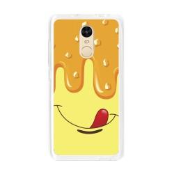 Funda Gel Tpu para Xiaomi Redmi Note 4 / Note 4 Pro Diseño Helado Vainilla Dibujos