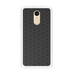 Funda Gel Tpu para Xiaomi Redmi Note 4 / Note 4 Pro Diseño Metal Dibujos