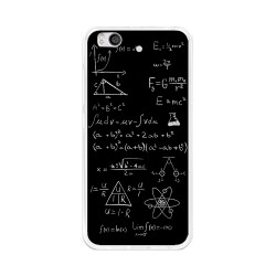 Funda Gel Tpu para Xiaomi Mi 5S Diseño Formulas Dibujos