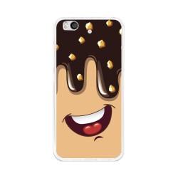 Funda Gel Tpu para Xiaomi Mi 5S Diseño Helado Chocolate Dibujos