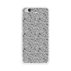 Funda Gel Tpu para Xiaomi Mi 5S Diseño Letras Dibujos