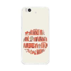 Funda Gel Tpu para Xiaomi Mi 5S Diseño Mundo-Libro Dibujos