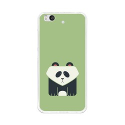 Funda Gel Tpu para Xiaomi Mi 5S Diseño Panda Dibujos