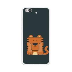 Funda Gel Tpu para Xiaomi Mi 5S Diseño Tigre Dibujos