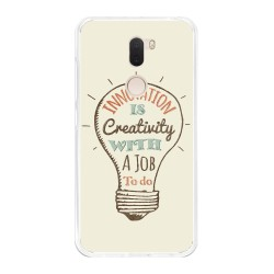 Funda Gel Tpu para Xiaomi Mi 5S Plus Diseño Creativity Dibujos