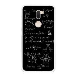 Funda Gel Tpu para Xiaomi Mi 5S Plus Diseño Formulas Dibujos