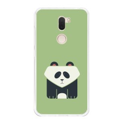 Funda Gel Tpu para Xiaomi Mi 5S Plus Diseño Panda Dibujos