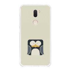 Funda Gel Tpu para Xiaomi Mi 5S Plus Diseño Pingüino Dibujos