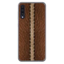 Funda Gel Tpu para Samsung Galaxy A50 / A50s / A30s diseño Cuero 01 Dibujos
