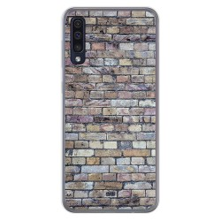 Funda Gel Tpu para Samsung Galaxy A50 / A50s / A30s diseño Ladrillo 02 Dibujos