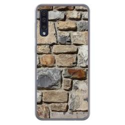 Funda Gel Tpu para Samsung Galaxy A50 / A50s / A30s diseño Ladrillo 03 Dibujos