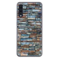 Funda Gel Tpu para Samsung Galaxy A50 / A50s / A30s diseño Ladrillo 05 Dibujos