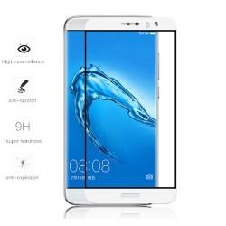 Protector Cristal Templado Frontal Completo Blanco para Huawei Nova Plus Vidrio