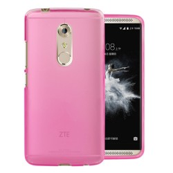 Funda Gel Tpu para Zte Axon 7 Color Rosa