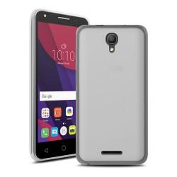 "Funda Gel Tpu para Alcatel Pixi 4 (5"") 3G Color Transparente"