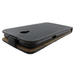 Funda Piel Premium Negra Ultra-Slim para Zte Blade V7