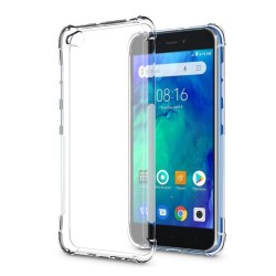 Funda Gel Tpu Anti-Shock Transparente para Xiaomi Redmi Go