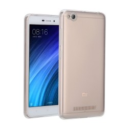 Funda Gel Tpu Fina Ultra-Thin 0,5mm Transparente para Xiaomi Redmi 4A