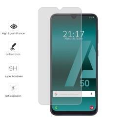 Protector Cristal Templado para Samsung Galaxy A50 Vidrio