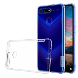 Funda Gel Tpu Nillkin Nature para Huawei Honor View 20 color Transparente