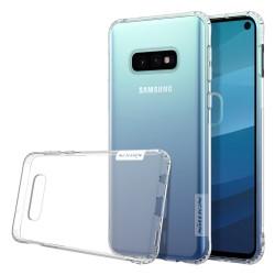 Funda Gel Tpu Nillkin Nature para Samsung Galaxy S10e color Transparente