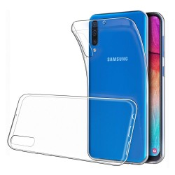 Funda Gel Tpu Fina Ultra-Thin 0,5mm Transparente para Samsung Galaxy A50 / A50s / A30s