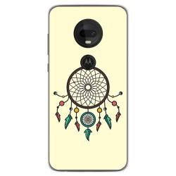Funda Gel Tpu para Motorola Moto G7 / G7 Plus diseño Atrapasueños Dibujos