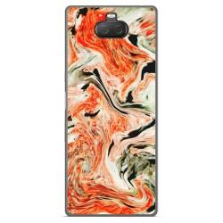 Funda Gel Tpu para Sony Xperia 10 Plus diseño Mármol 12 Dibujos