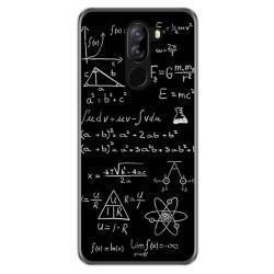 Funda Gel Tpu para Doogee X60 / X60L diseño Formulas Dibujos