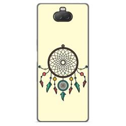Funda Gel Tpu para Sony Xperia 10 diseño Atrapasueños Dibujos