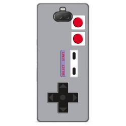 Funda Gel Tpu para Sony Xperia 10 diseño Consola Dibujos