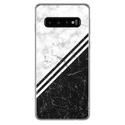 Funda Gel Tpu para Samsung Galaxy S10 Plus diseño Mármol 01 Dibujos