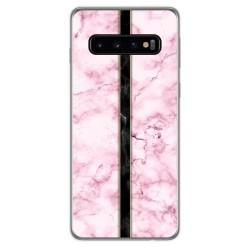 Funda Gel Tpu para Samsung Galaxy S10 Plus diseño Mármol 04 Dibujos