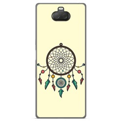 Funda Gel Tpu para Sony Xperia 10 Plus diseño Atrapasueños Dibujos