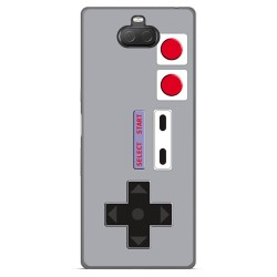 Funda Gel Tpu para Sony Xperia 10 Plus diseño Consola Dibujos