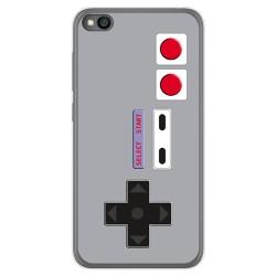 Funda Gel Tpu para Xiaomi Redmi Go diseño Consola Dibujos