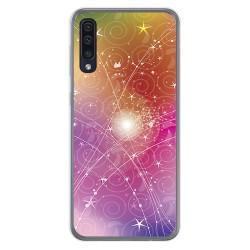 Funda Gel Tpu para Samsung Galaxy A50 / A50s / A30s diseño Abstracto Dibujos