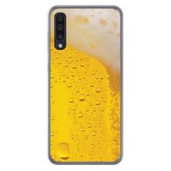 Funda Gel Tpu para Samsung Galaxy A50 / A50s / A30s diseño Cerveza Dibujos