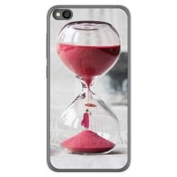 Funda Gel Tpu para Xiaomi Redmi Go diseño Reloj Dibujos