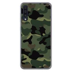 Funda Gel Tpu para Samsung Galaxy A50 / A50s / A30s diseño Camuflaje Dibujos