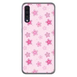 Funda Gel Tpu para Samsung Galaxy A50 / A50s / A30s diseño Flores Dibujos